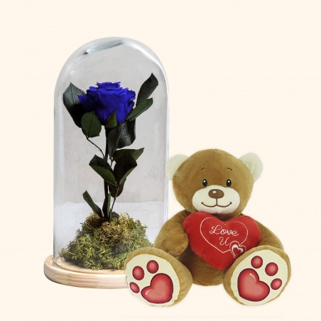 Pack Rosa Eterna Azul +...